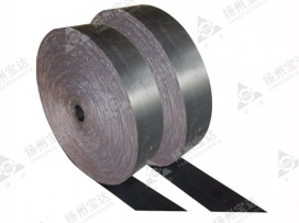 Drying machine for lifting belt